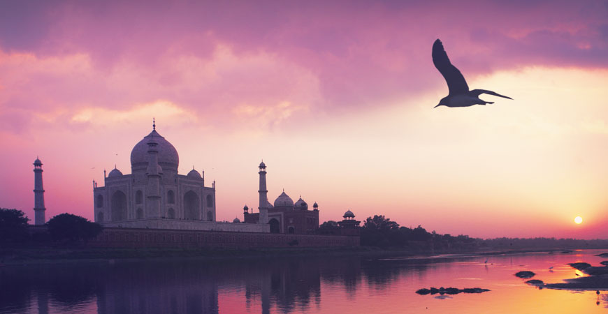 The Taj Mahal: An Ode to Love and Beauty