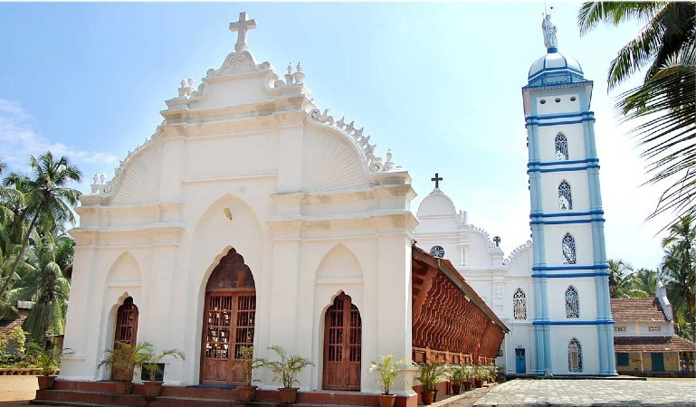 Palayoor Church: World's oldest church - is that right?