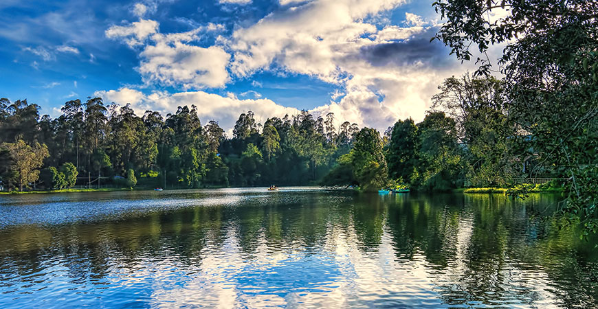 Kodai Lake: A Man-Made Marvel