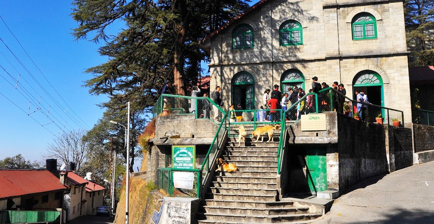 Landour: When it was Meat Instead of Potatoes