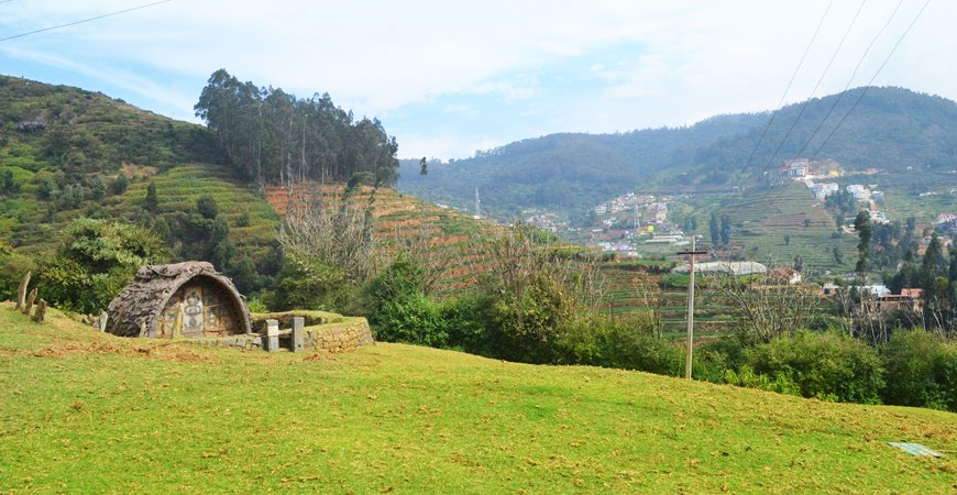 On Toda Trail - Glimpses of the Earliest Inhabitants of the Nilgiris.