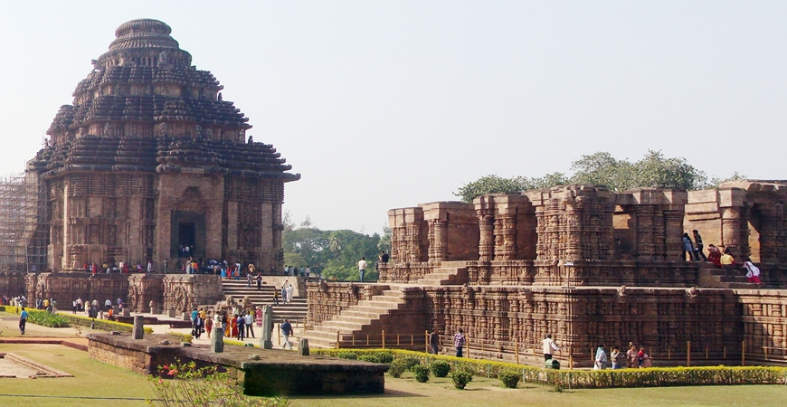 Konark: The 768-year old Sun Temple