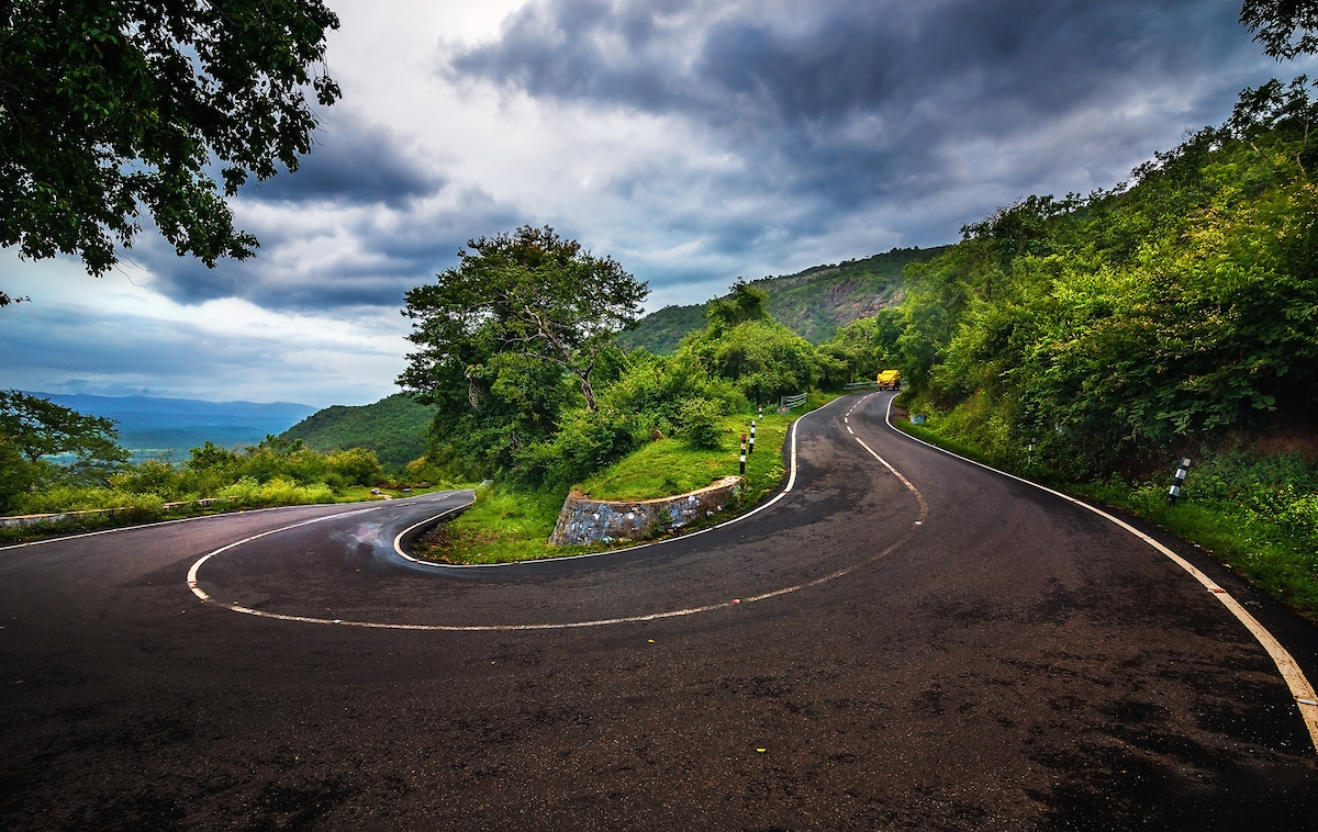 Ooty Curve Road